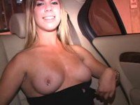 Wild ladies show off their tits and getting fingered after